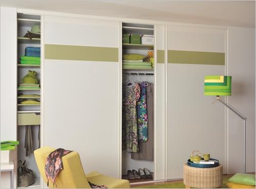 Плъзгащи врати за гардероби и ниши