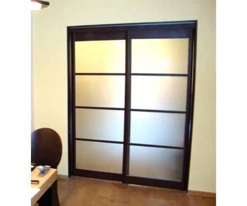 Плъзгаща врата за офис